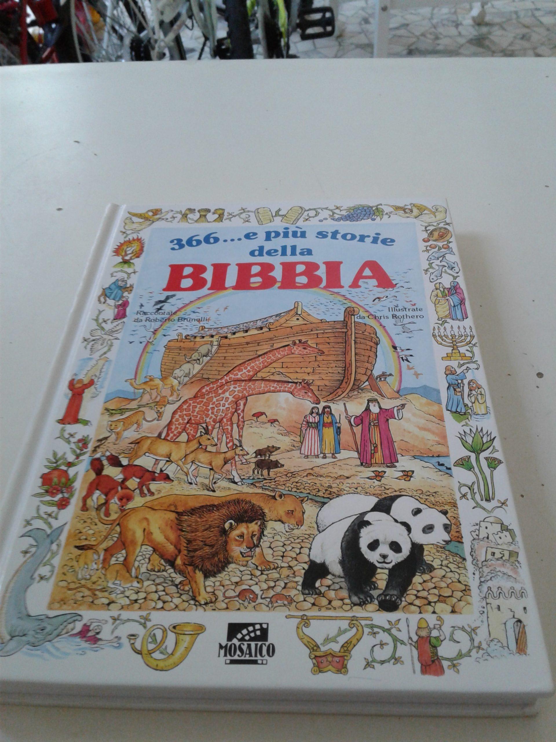 366 e più storie della Bibbia