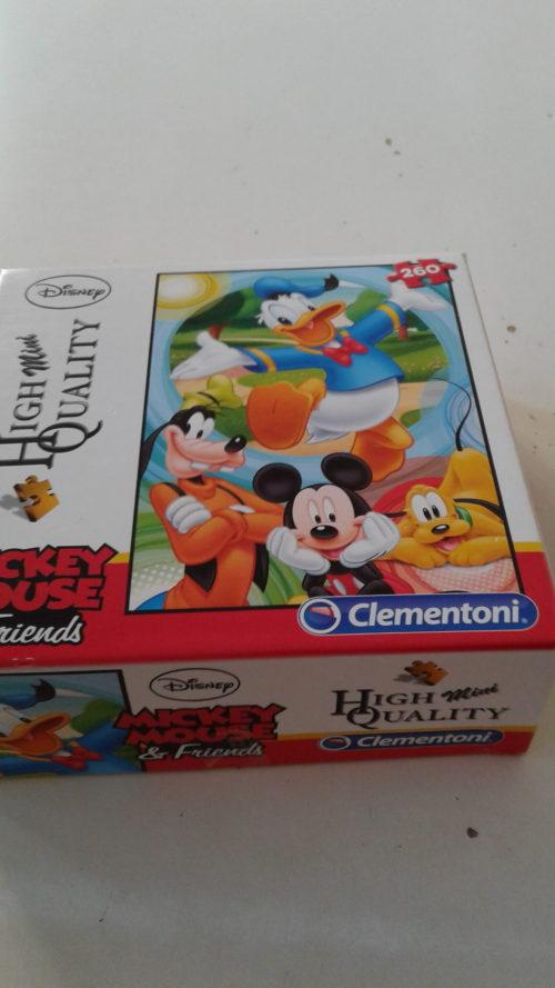 Clementoni puzzle 250 pz