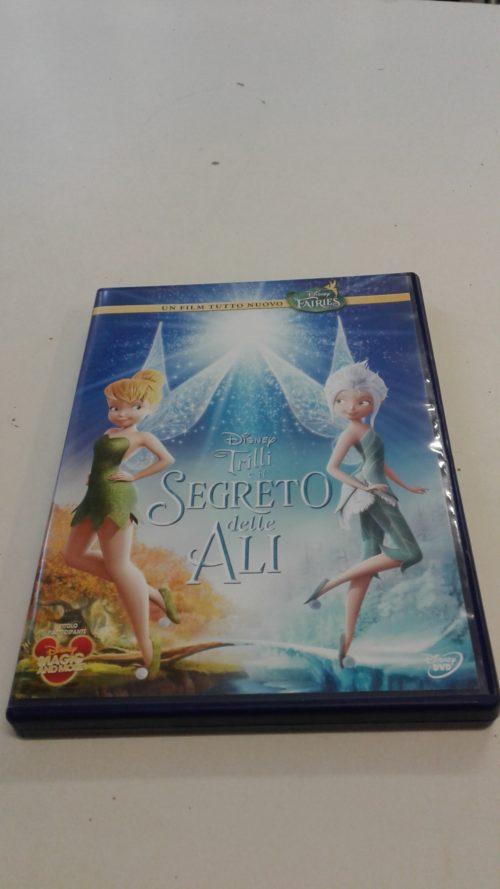 DVD Disney Trilli segreto delle Ali