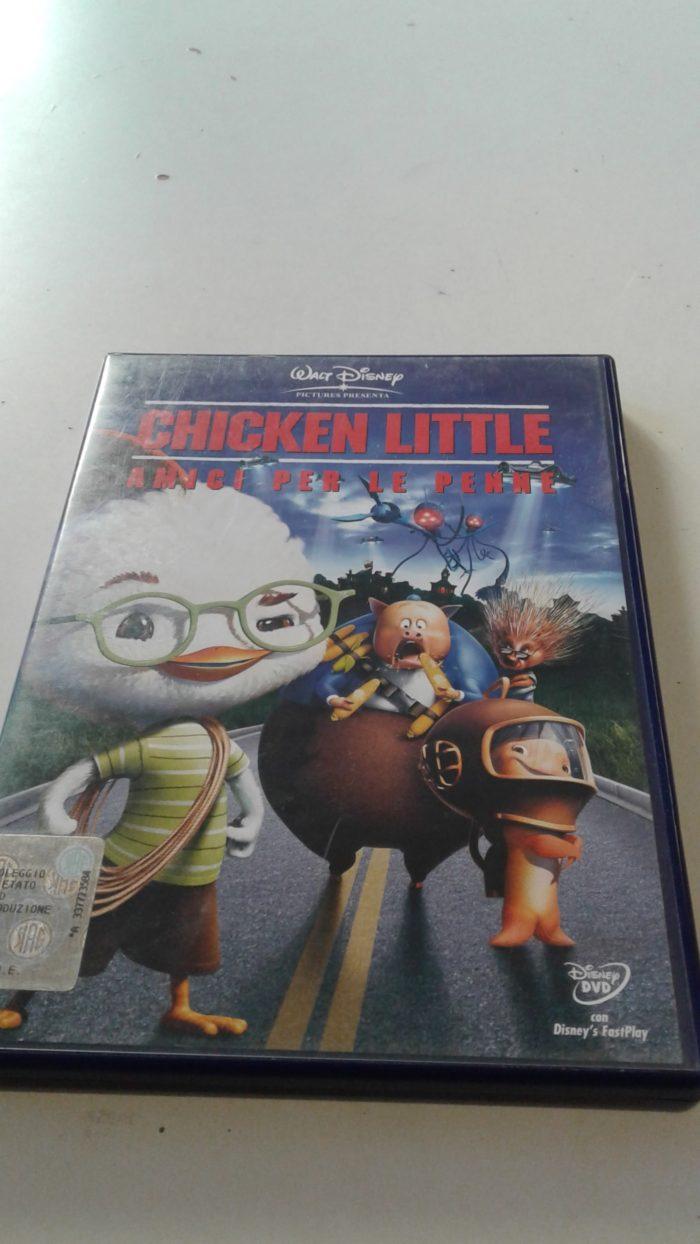 DVD  Disney Chiken Little
