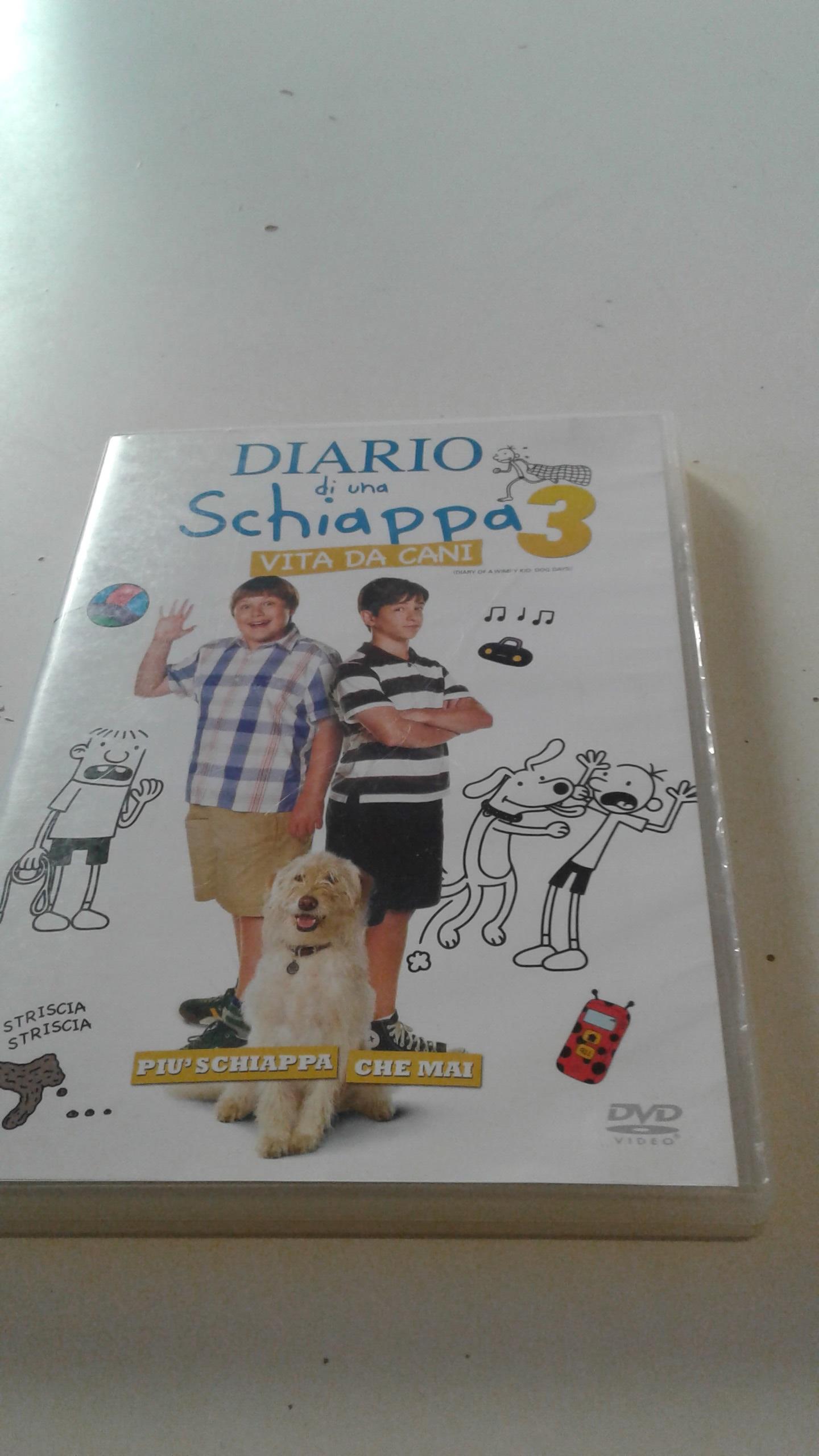 DVD Diario di una Schiappa