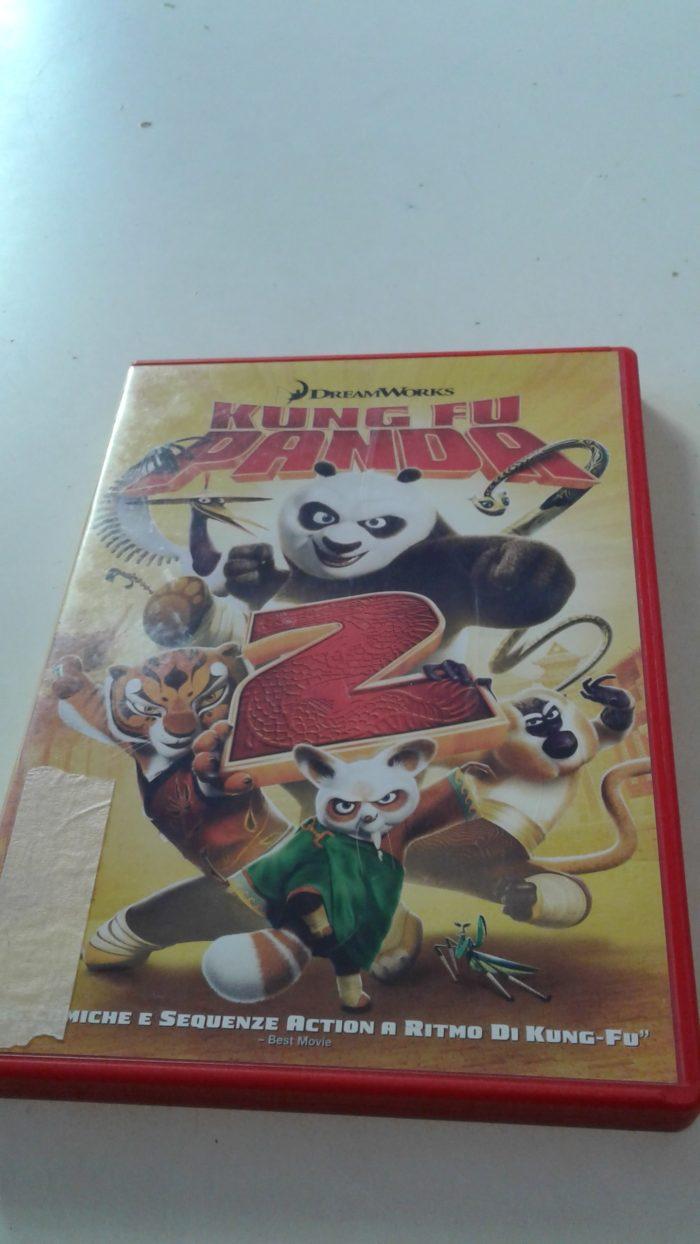 DVD Kun Fu Panda 2