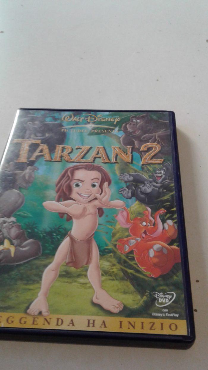 DVD Tarzan 2