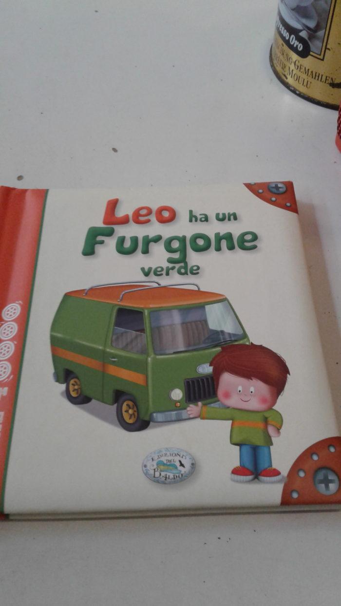 Leo ha un furgone