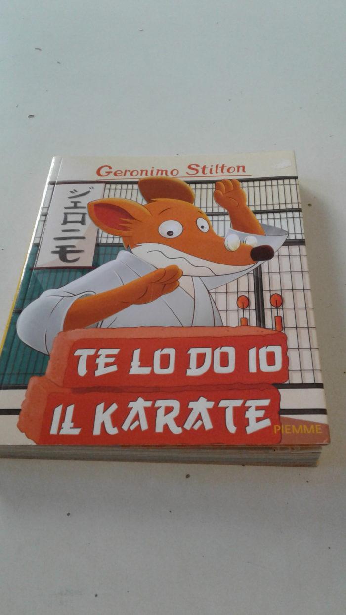 Te lo do io il karate
