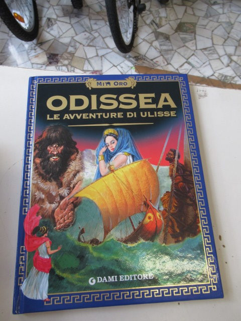 Odissea le avventuire di Ulisse