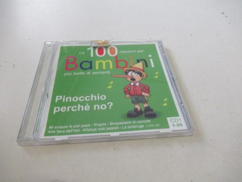 CD 100 canzoni per bambini