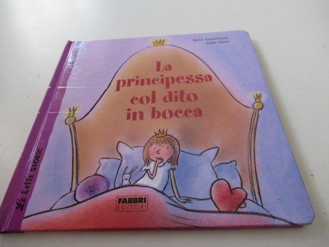 La Principessa col dito in bocca