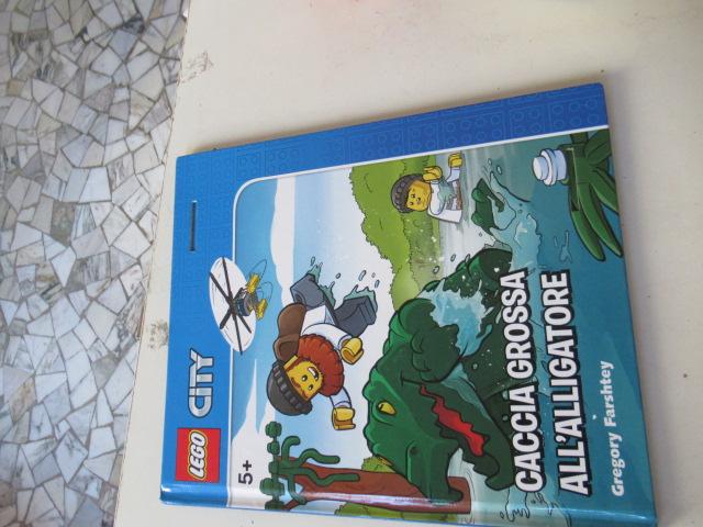 Lego Caccia grossa all'alligatore