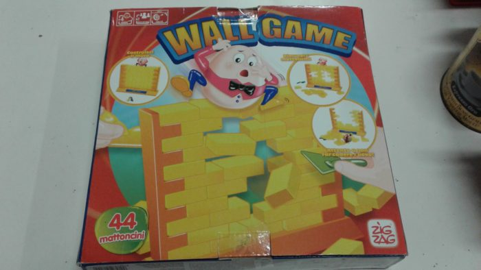 Wall Game gioco