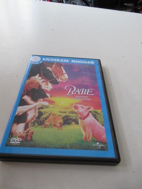 DVD Babe