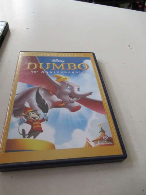 DVD Dumbo