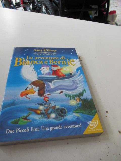 DVD Le avventure di Bianca e Bernie