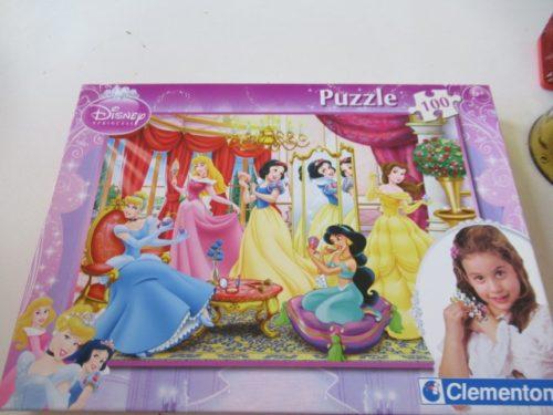 Clementoni puzzle Principesse 100 pz