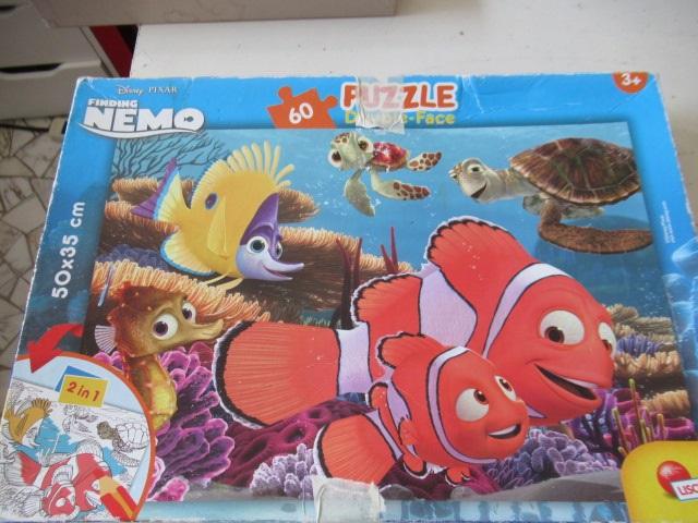 Nemo puzzle 60 pz