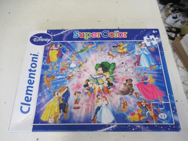 Clementoni Super color 104 pz