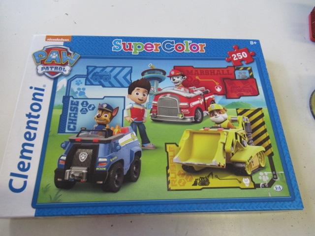 Clementoni puzzle Paw Patrol 250 pz