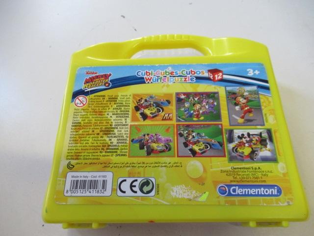 Clementoni 12 cubi puzzle