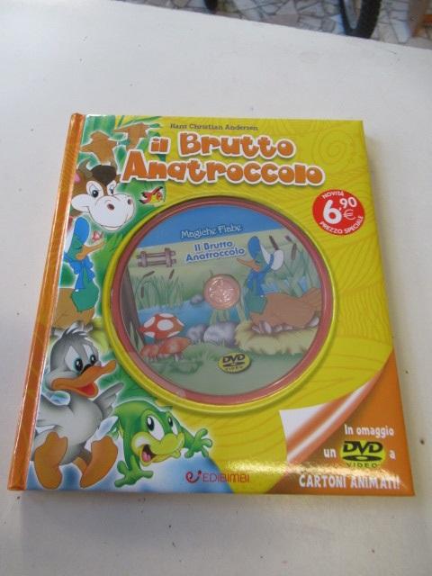 Il Brutto Anatroccolo con cd