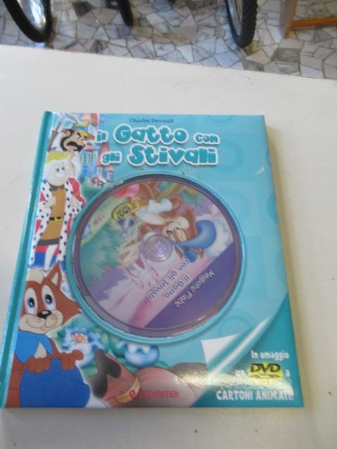 Il Gatto con gli stivali con cd
