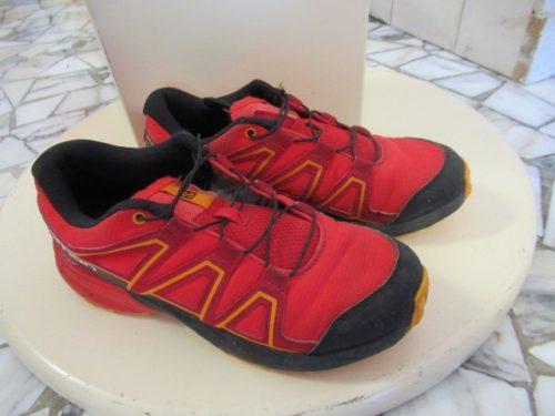 Salomon scarpe montagna basse 35