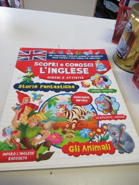 Scopri e conosci l'Inglese