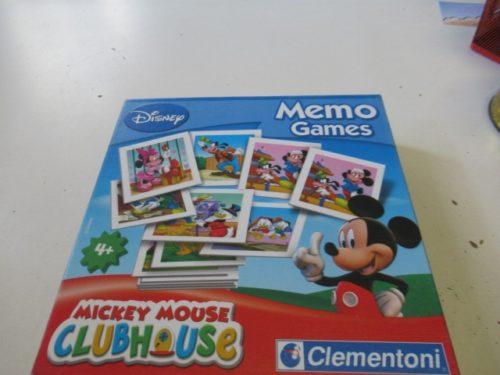Celementoni Memo Games