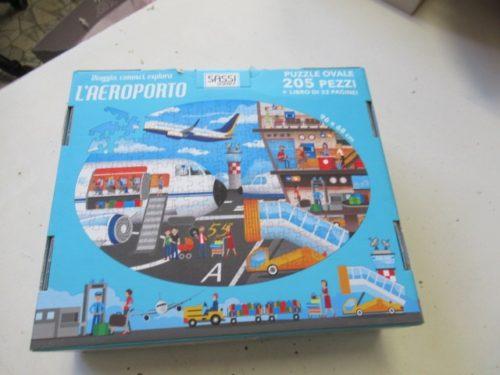 Sassi L'aeroporto puzzle 205 pz