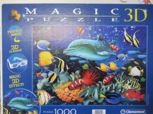 Clementoni puzzle 1000 pz